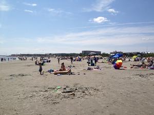 St Simons Island Beach