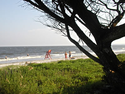 St. Simons Island Beaches