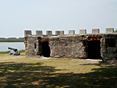 Fort Frederica St. Simons Island