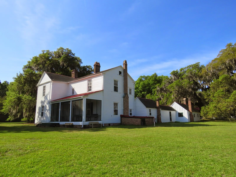 Hofwyl Broadfield Plantation Brunswick Georgia
