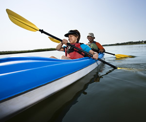 St. Simons Island Kayaking and Canoeing
