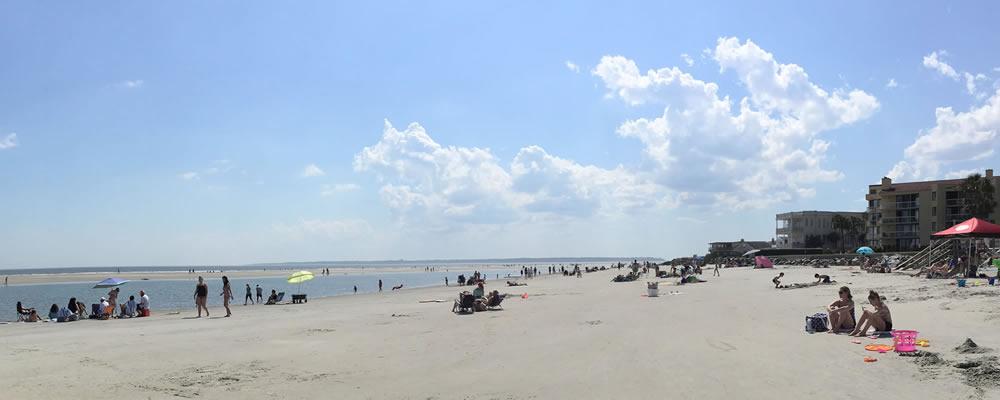 Best Beaches In Brunswick Ga