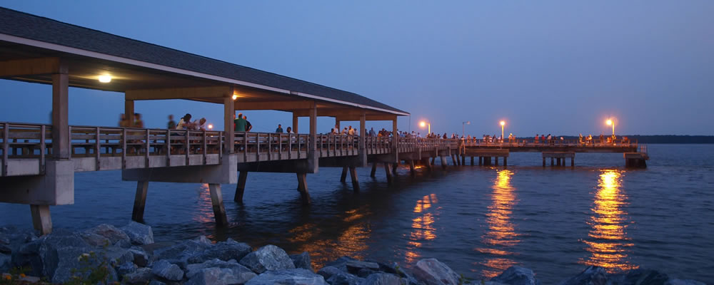 Pier Village on St. Simons Island