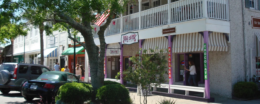 Places To Eat In St Simons Island Ga
